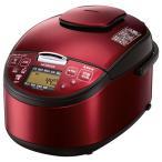 炊飯器 キッチン家電 家電 日立 圧力スチームIH炊飯器 5.5合 レッド RZ-SG10J-R