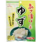 [日東食品工業] あさ漬けの素ゆず 6g×3袋 広島 粉末 浅漬け ゆず