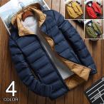 ダウンジャケット メンズ 防寒着 あったか 軽量 アウター ジャケット コート ライトダウン フード 冬 シンプル