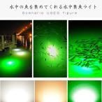 Enhong 108 LEDs水中集魚灯 夜間釣り IP67 (グリーン)
