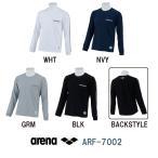 ARF-7002 ARENA(アリーナ) MVS天竺 ロングスリーブシャツ トレーニングウェア/アパレル/吸汗速乾/ユニセックス/メンズ/レディース