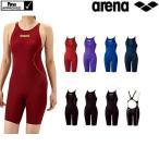 競泳水着 ARENA アリーナ FINA承認 レディース X-PYTHON 2 ハーフスパッツ クロスバック 女性用 スパッツ ARN-7020W