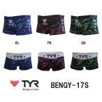 BENGY-17S TYR(ティア) メンズトレーニング水着 ENERGY(エナジー) メンズショートボクサー 練習用水着/ショートスパッツ/ボクサーパンツ/男性用