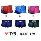 BLEAF-17M TYR(ティア) メンズトレーニング水着 CRYSTAL LEAF(クリスタル リーフ) メンズショートボクサー 練習用水着/ボクサーパンツ/男性用