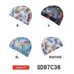 ●●SD97C36 SPEEDO(スピード) メッシュキャップ 水泳/スイミング/水泳帽