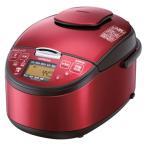 日立 HITACHI 圧力スチームIH炊飯器 極上炊き 5.5合炊き レッド RZ-SG10J-R