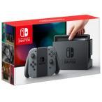 任天堂 〔1家族1台限定〕 Nintendo Switch Joy-Con(L)/(R) グレー HAC-S-KAAAA
