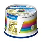 三菱ケミカルメディア DVD-R 録画用120分 1-16x 50枚 IJ対応ホワイト VHR12JP50V4