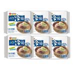 ふるる冷麺 冷麺 農心 155g 6個セット 送料無料