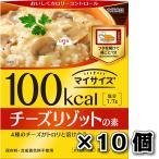 大塚食品 マイサイズチーズリゾットの素 10個セット レトルト 保存 非常食