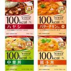 大塚食品 マイサイズ 各1個セット 計4個 中華 レトルト 保存 非常食