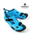 マヌアーレ オールテレイン サンダルカラー:ブルー 全天候型 MANUALE   ALL Terrain SANDAL