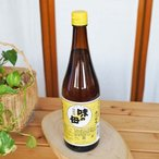 味の母 発酵調味料 みりん 料理酒 720ml ムソー 自然健康食品