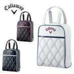 【2016年モデル】 キャロウェイ(Callaway)  ゴルフ シューズケース (レディース)  Callaway PU Sport Shoe Case Women's 16 JM PU スポーツ 16 JM LSC
