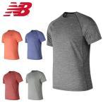 ニューバランス New Balance スポーツ Tシャツ AMT81095 テナシティショートスリーブTシャツ AMT81095 AG アスレチックグレー M
