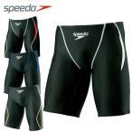 スピード speedo FINAマーク付 競泳水着 ハーフスパッツ  メンズ FLEXシグマメンズジャマー SD70C53F