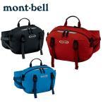モンベル ウエストバッグ トレールランバーパック 1123722 mont bell mont-bell