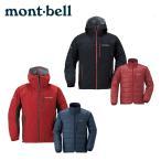 モンベル mont bell アウトドアウェア トレッキング ジャケット メンズ 3in1 フォールライン パーカ 1102432