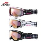 アックス(AXE)  スキー・スノーボード ゴーグル  LADIES-EX  AX600-WCM ウィンタースノーゴーグル