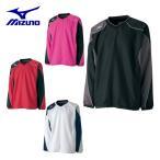 ミズノ MIZUNO テニス・バドミントン メンズ レディース ウィンドブレーカーシャツ 裏メッシュ 62JE4001