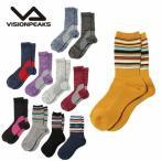 ビジョンピークス VISIONPEAKS トレッキングソックス メンズ レディース アーチサポートソックス 4VP170102-01