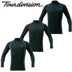 ツアーディビジョン ( Tour division ) ゴルフ インナー ( メンズ ) セラミック長袖HNアンダーシャツ TD220210E02