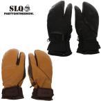 SLQ エスエルキュー ウインターアクセサリー 手袋 防寒 メンズ レディース スキーグローブ グローブ ミトン ゴアテックス