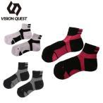 ビジョンクエスト VISION QUEST バスケットソックス ハイイパフォーマンスショート VQ570407D03