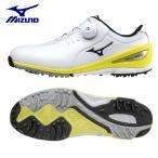 ミズノ mizuno ネクスライト 002 ボア 51GM152692 ゴルフシューズ スパイクレス 靴 メンズ