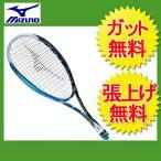 ミズノ ( MIZUNO )  ソフトテニスラケット 前衛向け 未張り上げ Xyst T-05 63JTN522