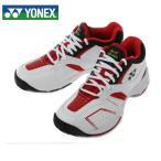 ヨネックス YONEX テニスシューズ オムニ・クレイコート用 パワークッションワイド134 OC SHT-134W-187 テニス シューズ