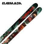 アルマダ INVICTUS スキー板(フリースタイル)【板単品】
