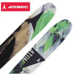 アトミック(ATOMIC) フリースタイルスキー板(メンズ・レディース) AUTOMATIC 102 AA0025330 【14-15 2015モデル】