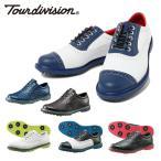 ショッピングTOUR ツアーディビジョン(Tour division) <br>ゴルフシューズ(メンズ)<br>クラシックスタイル<br>TD230101E01 【GLPGS】