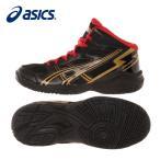 アシックス asics DUNKSHOT MB 7 BK/GD TBF20H 9094 バスケットボール シューズ ジュニア