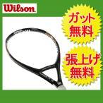 【ヒマラヤ限定モデル】 ウィルソン Wilson 硬式テニスラケット 未張り上げ メンズ レディース パワーFX 115 WRT727320