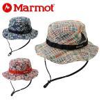 マーモット Marmot Madras Check Hat MJH-S5366 トレッキング 帽子 ハット メンズ レディース