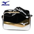 ショッピングエナメルバッグ ミズノ(mizuno)  エナメルバッグ(38L)  1FJD537209 スポーツ ショルダーバッグ セカンドバッグ