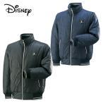 ディズニー ( Disney )  ゴルフ ブルゾン ( メンズ )  裏フリース中綿JKT 5550-2219