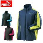 プーマ WBKシャツ15FW (920363) スポーツウェア ウィンドブレーカー ジャケット(ジュニア)【16SWCL】 【SPWSS】