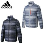 アディダス ADIDAS JP グラデーション L/S スタッフドジャケット レベル3 BCW91 ゴルフウェア メンズ