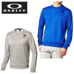 オークリー SKULL TECHNICAL CREW FLEECE (461383JP) ゴルフトレーナー フリース(メンズ)