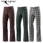 オプスト ( OPST ) ゴルフ ロングパンツ チェック ボンディング パンツ ( メンズ )  OP220207E17