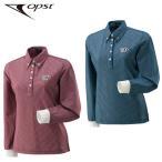 オプスト OPST  ゴルフ 長袖シャツ ストライプ長袖BDNシャツ OP220402E07