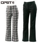 オプスト OPST ゴルフウェア レディース ボンディングパンツ OP220407E09