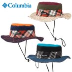 コロンビア Columbia トレッキングウェア ブーニー メンズ レディース Mazama Ridge Trail Hat PU5156