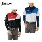 スリクソン ( SRIXON ) ゴルフ セットポロシャツ ( メンズ ) 半袖ポロ&裏起毛アンダーセット SMP5407X
