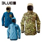 ブルーブラッド BLUE BLOOD ウインターウェア ユニセックス スノーボードジャケット LAYERED SHIRTS JKT BL1508