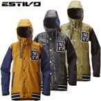 エスティボ ESTIVO スノーボードジャケット メンズ EV DOPE JKT EVM1501