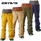 エスティボ ESTIVO スノーボードウェア パンツ レディース EV COOLSTAR PNT EVW3520